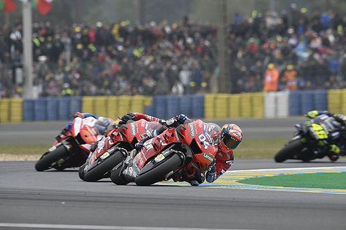 A MotoGP nem Forma-1, itt nincs csapatutasítás