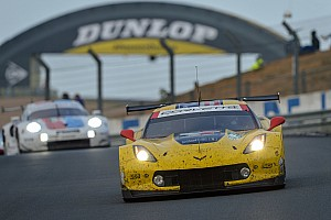 Jan Magnussen: How Corvette's Le Mans 24 Hours hopes fell apart