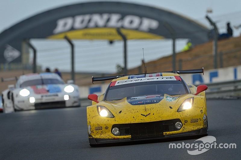 Jan Magnussen: How Corvette's Le Mans 24 Hours hopes fell apart