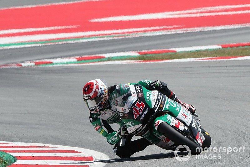 Nagashima da la sorpresa en Moto2