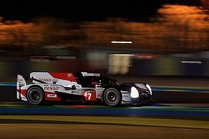24h di Le Mans, 12° Ora: la Toyota #7 torna al comando, Orudzhev distrugge la sua vettura