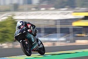 Moto3 Prancis: John McPhee rebut pole
