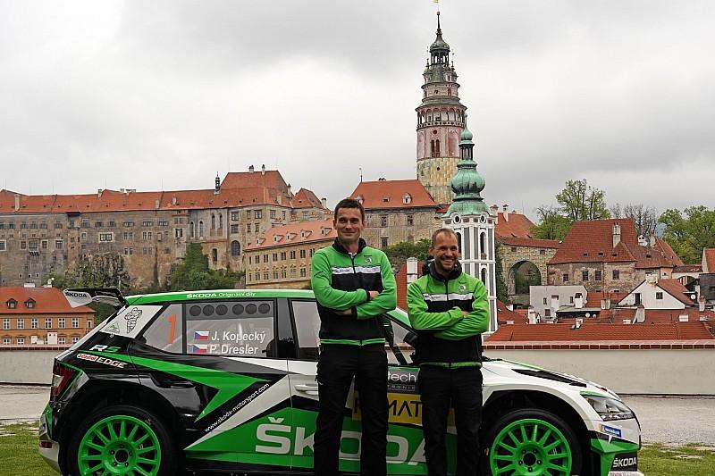 Noworól chciałby ERC w Czeskim Krumlowie