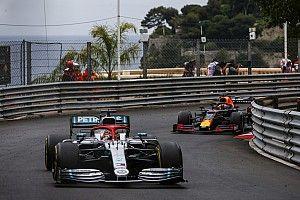 """Hamilton : """"Un des pilotages les plus stratégiques"""" face à Verstappen"""