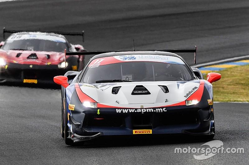 Ferrari Challenge Europe: Prette firma la pole davanti al pubblico di Le Mans