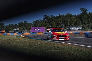 Darwin Supercars: Penske Mustangs end Friday on top