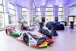 "Audi eröffnet ""e-tron experience center"" in Zürich"
