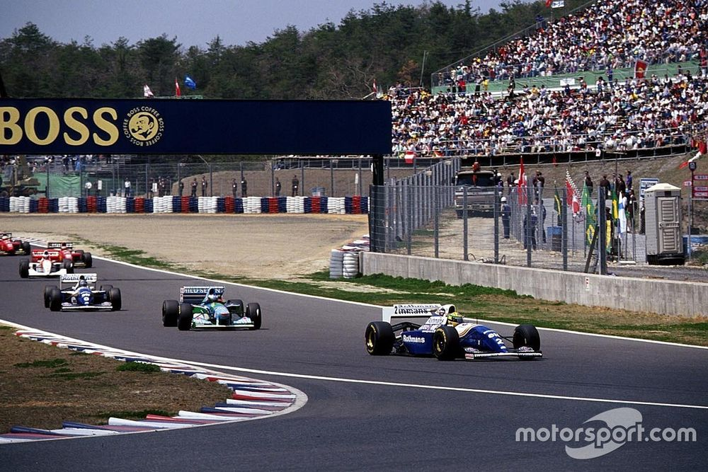 Why Japan's second F1 race didn't take off