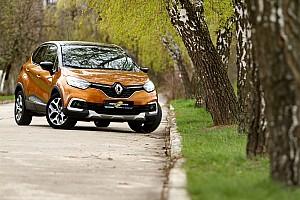 Галерея: компактний кросовер Renault Captur за невеликі гроші