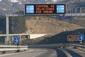Semana Santa 2019: los radares que más multan en España
