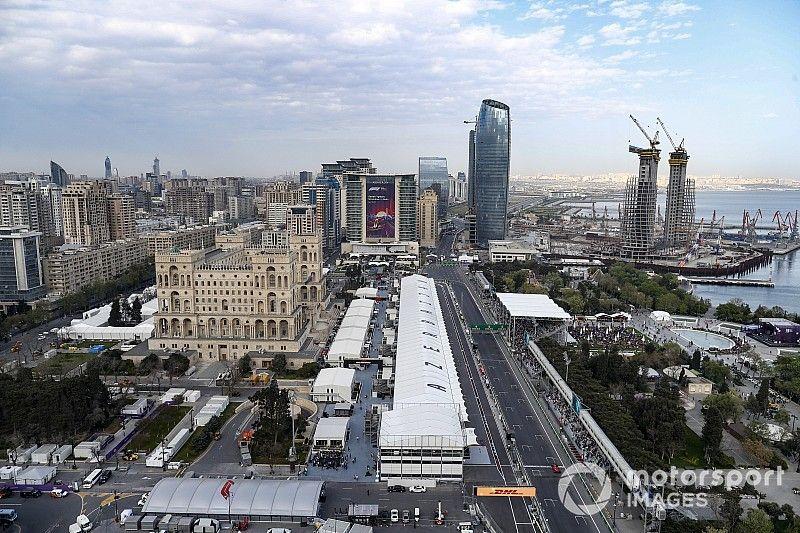 Ne manquez pas le GP d'Azerbaïdjan