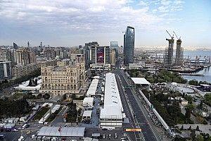No te pierdas el GP de Azerbaiyán