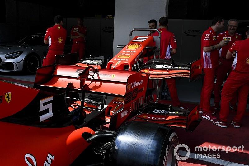 Összesített F1-es technikai képgaléria az Osztrák Nagydíjról