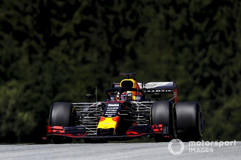 F1オーストリアFP1速報:ハミルトン首位。レッドブル・ホンダのフェルスタッペン5番手