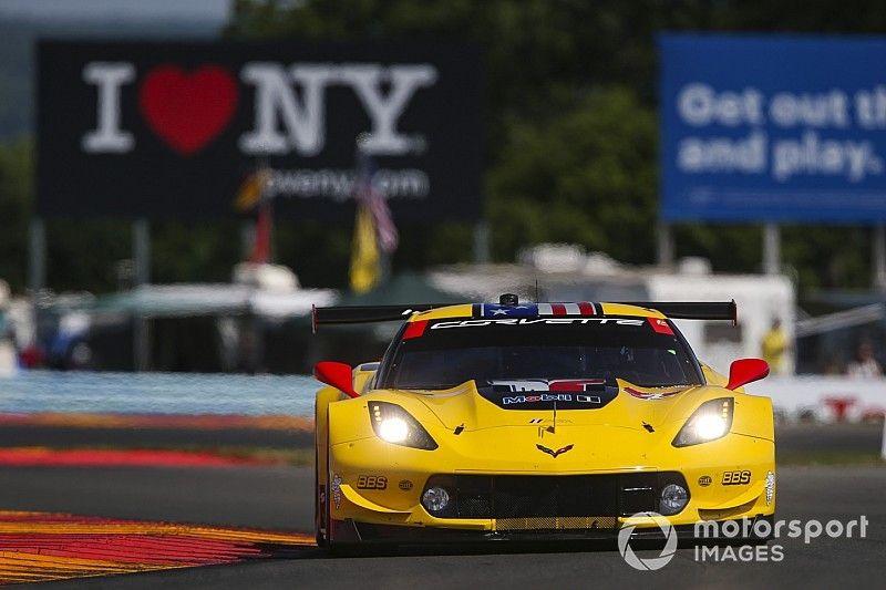 Milner regresa a Corvette para la ronda en Road-America