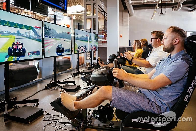 Galeria: Polska prezentacja gry F1 2019