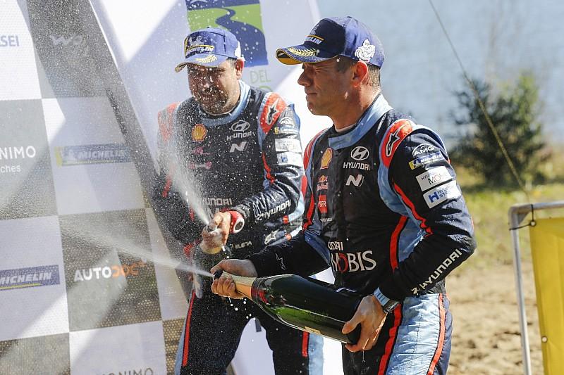 Loeb w Rally di Alba