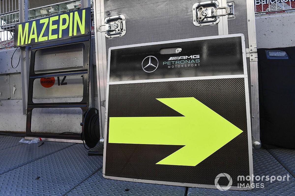 Слухи: Mercedes может продать команду Ф1 Пенске или Мазепину