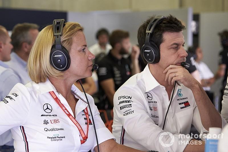 A Mercedes maximálisan igazat ad Hamiltonnak