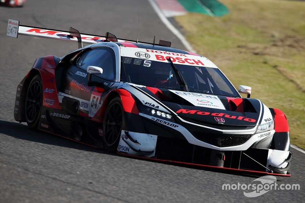 How Dunlop has become an increasing threat in Super GT