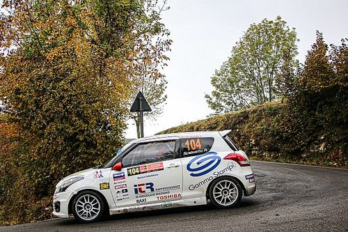 Suzuki Rally Cup: il 2 Valli a Scalzotto, Rivia il top del trofeo