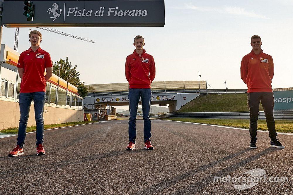 """Young driver logjam """"not a headache"""" for Ferrari"""