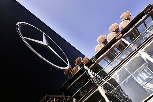 F1: Mercedes apresenta teaser do W12, carro da temporada 2021