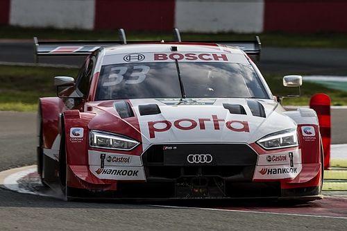 DTM: René Rast domina Gara 1 a Zolder con l'Audi