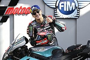 Le Mans MotoGP: Quartararo takes first pole since Jerez