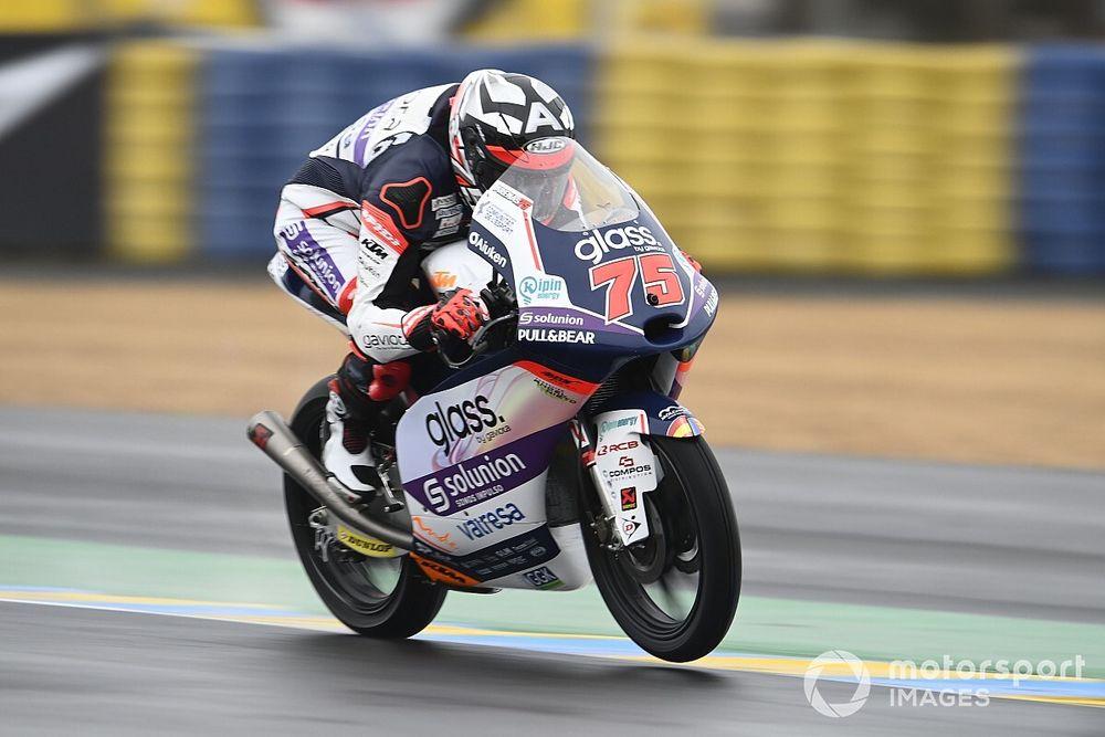 Moto3 şampiyona lideri Arenas, 2021'de Moto2'ye geçecek