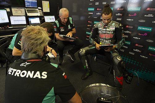 Morbidelli neemt crew-chief Forcada niet mee naar Yamaha