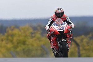 MotoGP, Le Mans, Libere 2: Miller fa la differenza, Dovi cade