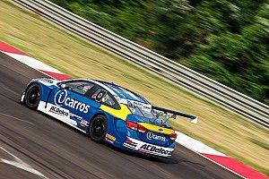 Stock: Cacá bate Casagrande no final e lidera TL1 em Curitiba