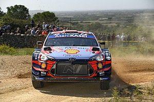 Report WRC: Hyundai vince con il brivido. Mondiale riaperto!