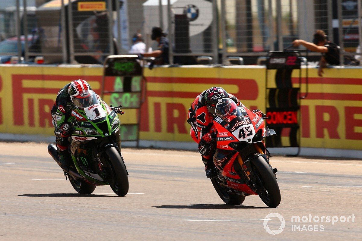 "Redding feels he is ""just surviving"" after Aragon crash"
