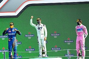 İtalya GP: Pilot performans puanları