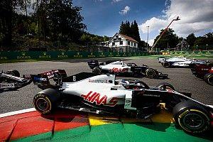 Лучшие фото Гран При Бельгии: воскресенье