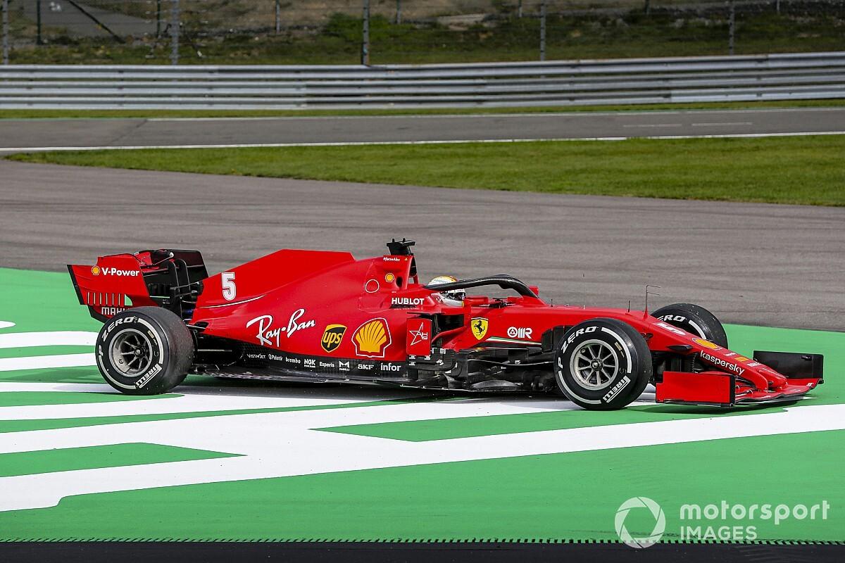 """Ferrari """"est en pleine tempête"""" mais """"il n'y a pas de crise"""""""