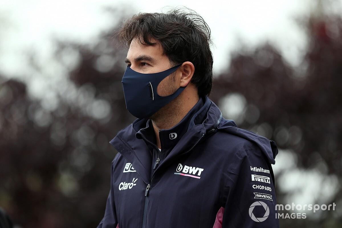 """Perez: """"Senna ile aynı puana sahip olmak benim için çok özel"""""""