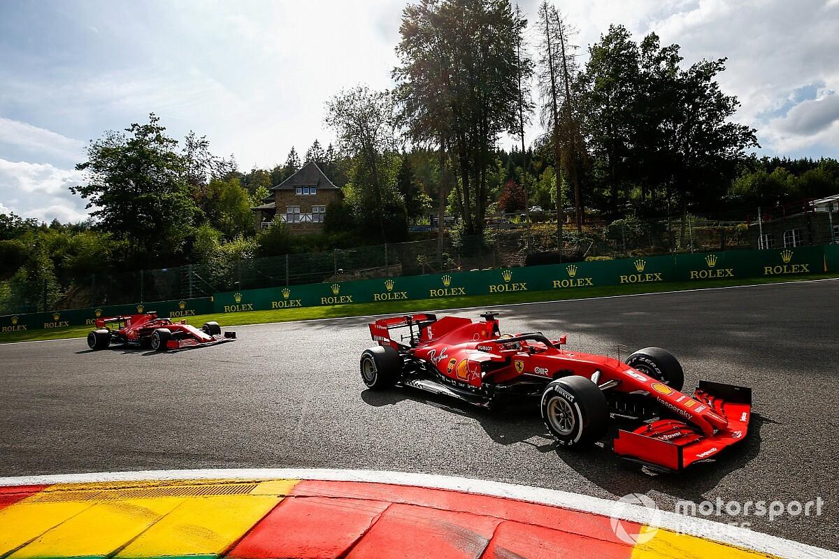 Ferrari struggles not just down to engine - Brawn