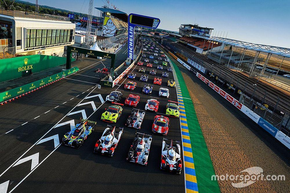 24 Horas de Le Mans 2020: todos los participantes