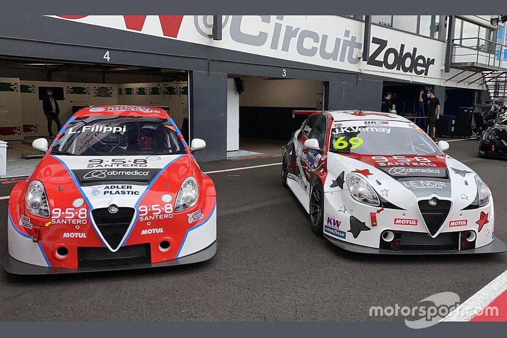 Alfa Romeo con due nuove livree per il WTCR 2020