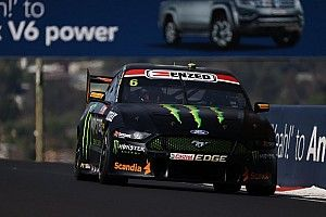 Bathurst 1000: Waters edges McLaughlin in third practice