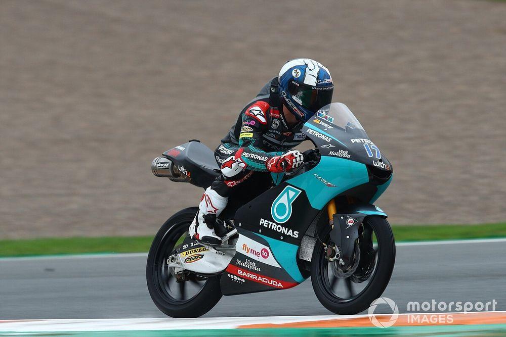 Moto3 Avrupa 3. antrenman: McPhee lider, Deniz 19. oldu