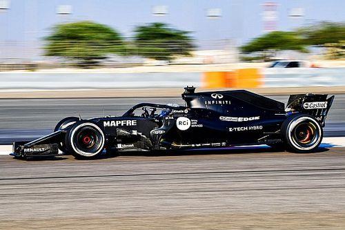 Нандо снова в пустыне. Фотогалерея тестов Алонсо в Бахрейне