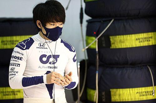 """角田裕毅、F1昇格後も""""攻め""""のスタイルは崩さず「自分の限界値を探りたい」"""
