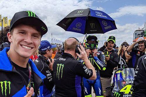 Quién es Garrett Gerloff, el piloto que sustituirá a Rossi en Cheste