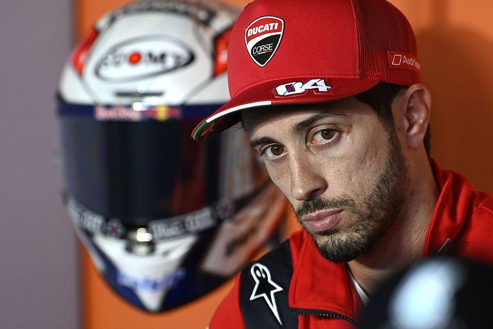 Ce que le team SRT doit faire pour convaincre Dovizioso