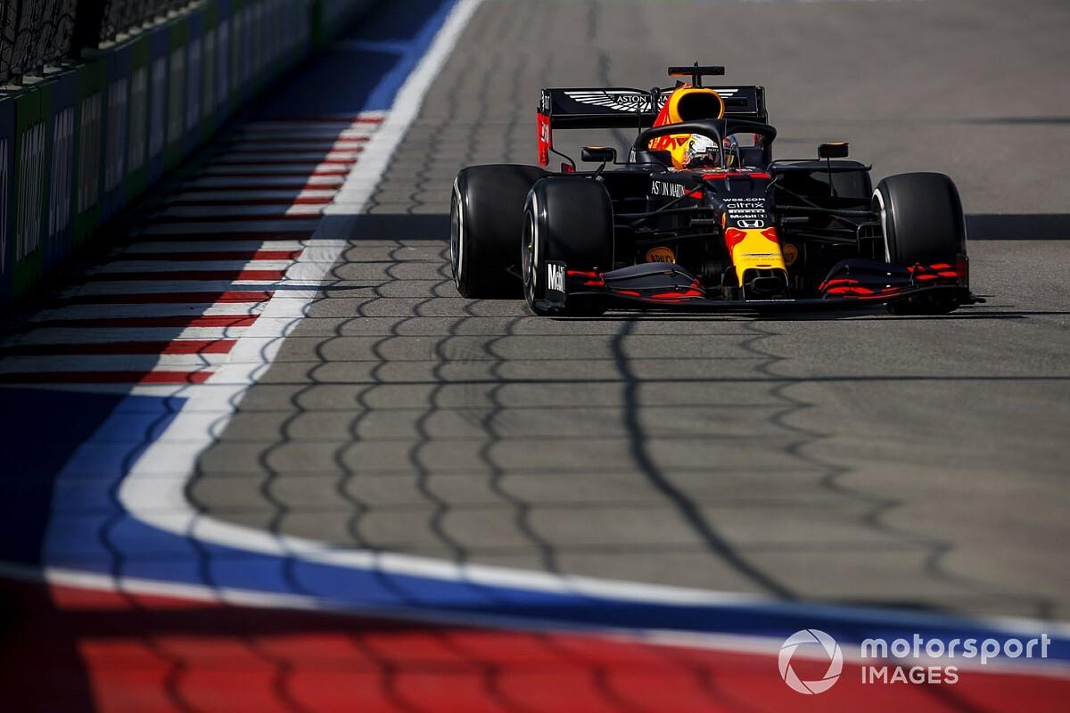 Verstappen yeni motora geçti