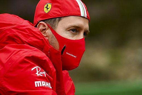"""Vettel: """"Mi fido delle persone che ho intorno in squadra"""""""